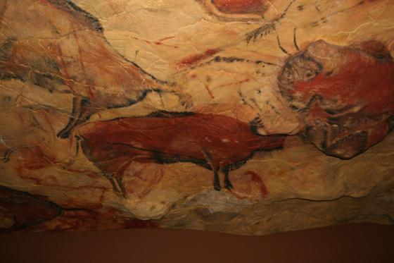 Росписи в Альтамире