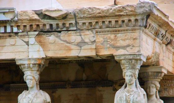 Трагедия мраморной архитектуры