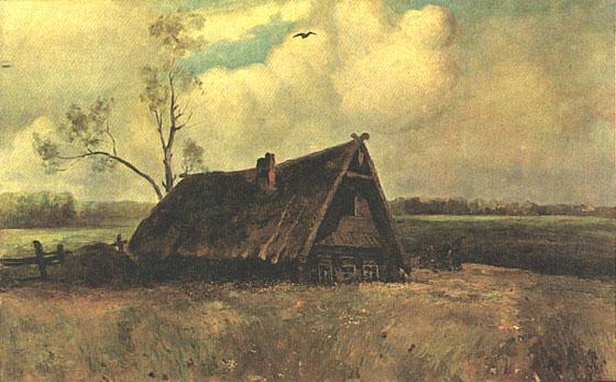 Саврасова Дом совета в Филях