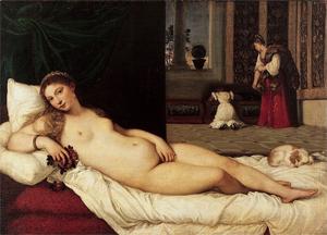 Венера Урбинская Тициана
