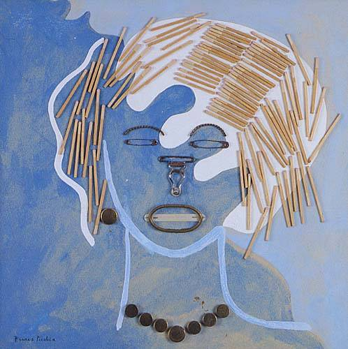 Пикабия, Женщина со спичками
