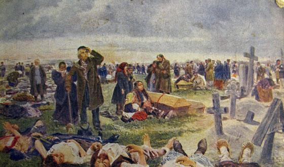 В.Е. Маковский Жертвы Ходынки