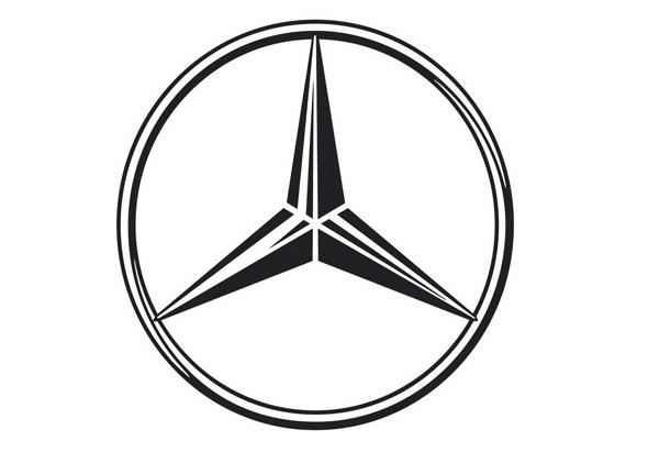 Логотип Мерседес, Mercedes-Benz