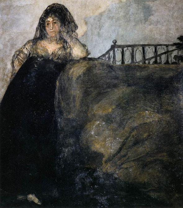 Франсиско Гойя Мрачные картины