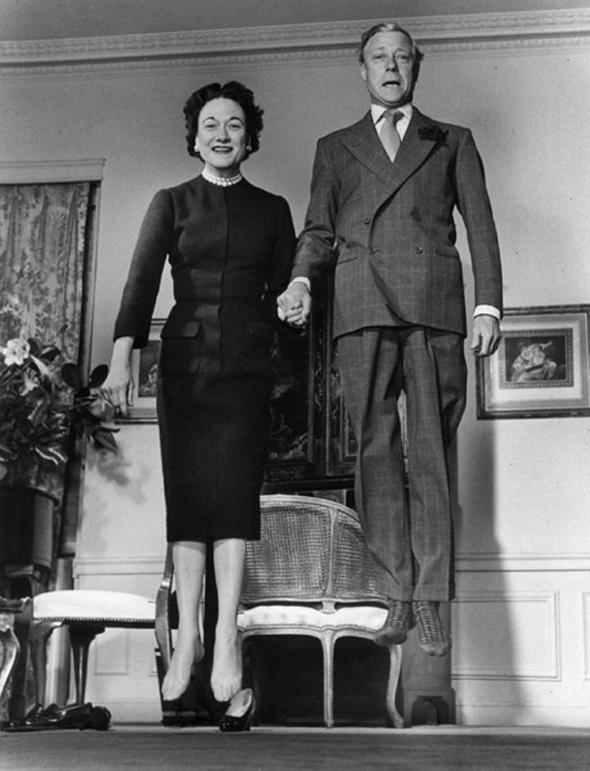 Филипп Халсман. Герцог и герцогиня Виндзор