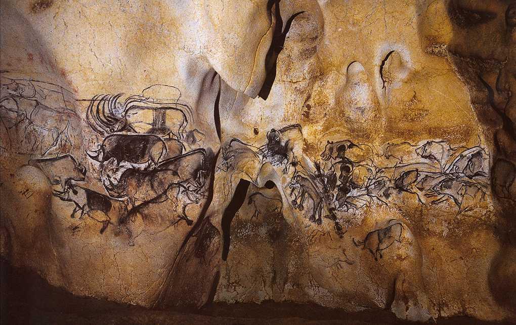 Картинки по запросу Пещера Шове