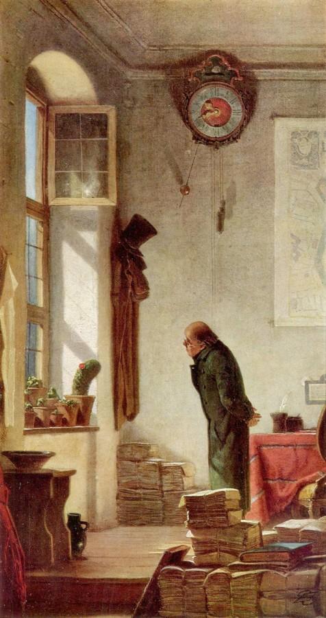 Карл Шпицвег «Друг кактуса»