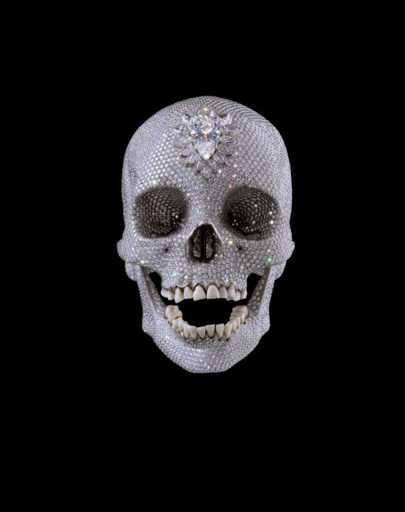 Платиновый череп