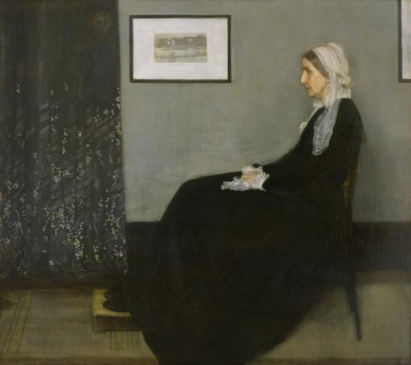 Мать Уистлера
