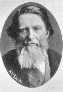 Джон Рёскин (Раскин).